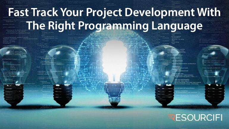which programming language is best for project