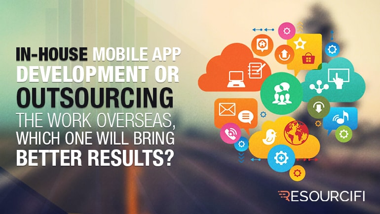 in house vs outsourcing application development