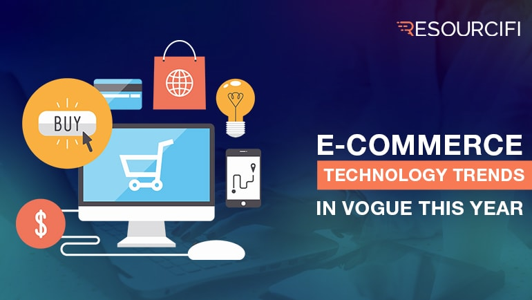 latest e-commerce technology trends