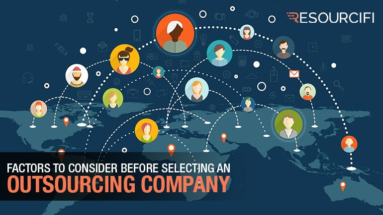 how to choose outsourcing company