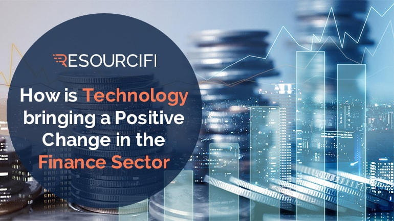how has technology changed finance