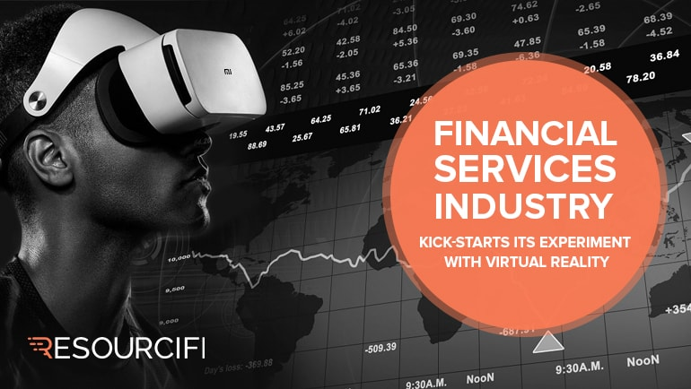 virtual and augmented reality in financial services