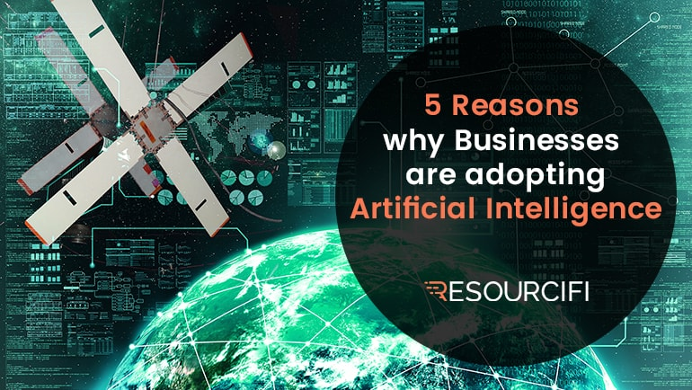 reasons to adopt artificial intelligence