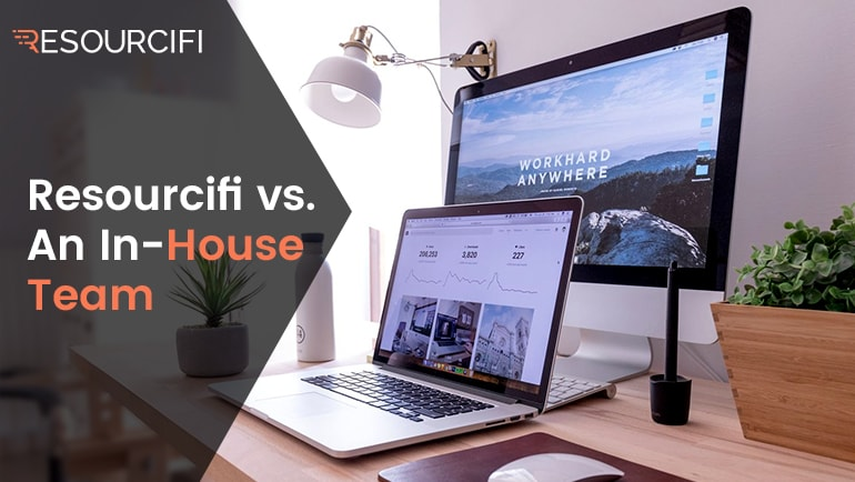 in house vs outsourcing pros and cons