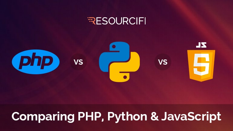 Resourcifi - Blog - Comparing PHP, Python and Javascript
