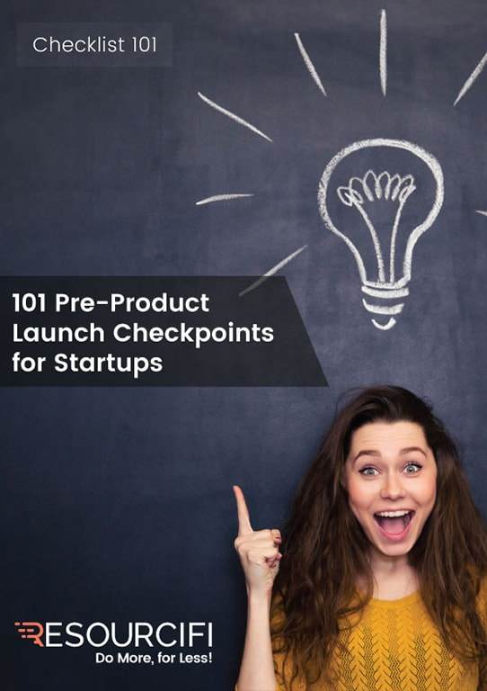 eBook - Pre Product Launch Checklist - Resourcifi