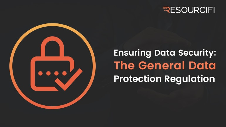 Blog on GDPR Compliance by Resourcifi