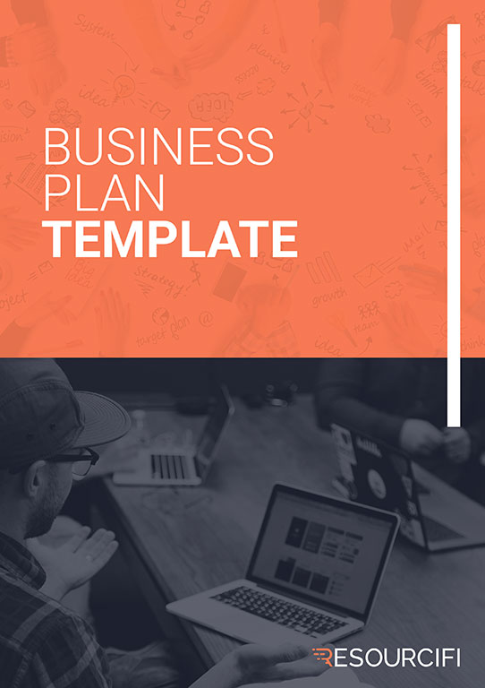 Business Plan Template for mobile app - Resourcifi