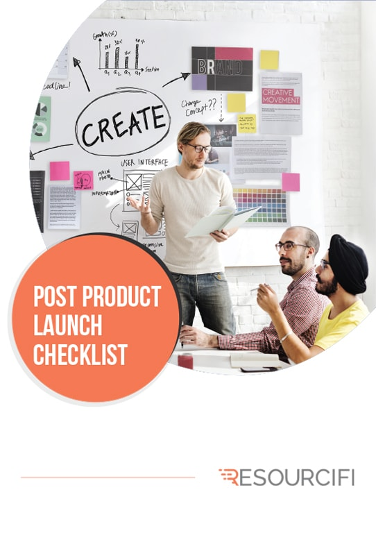 eBook - Post Product Launch Checklist - Resourcifi