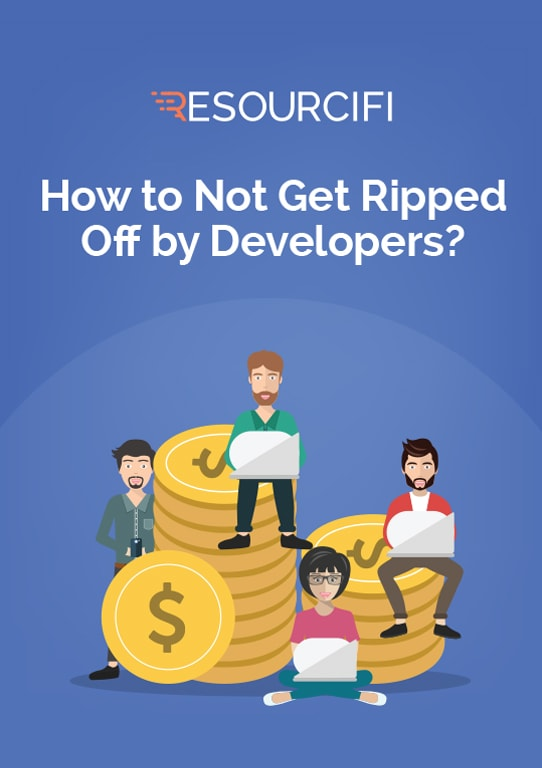 eBook - How to not get ripped off by developers - Resourcifi