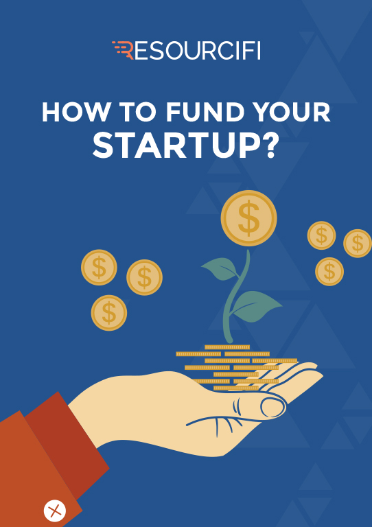 eBook - How to fund your startup - Resourcifi