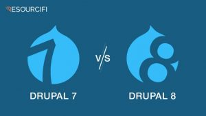 drupal 7 vs drupal 8 performance